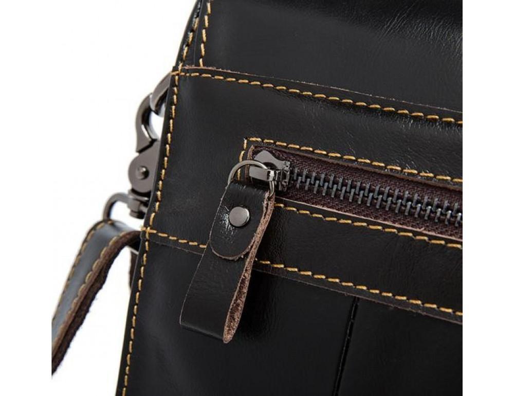 Мужская кожаная сумка-мессенджер Bexhill Bx8821C - Фото № 10
