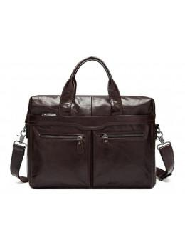 Чоловічий шкіряний портфель Bexhill Bx9005C