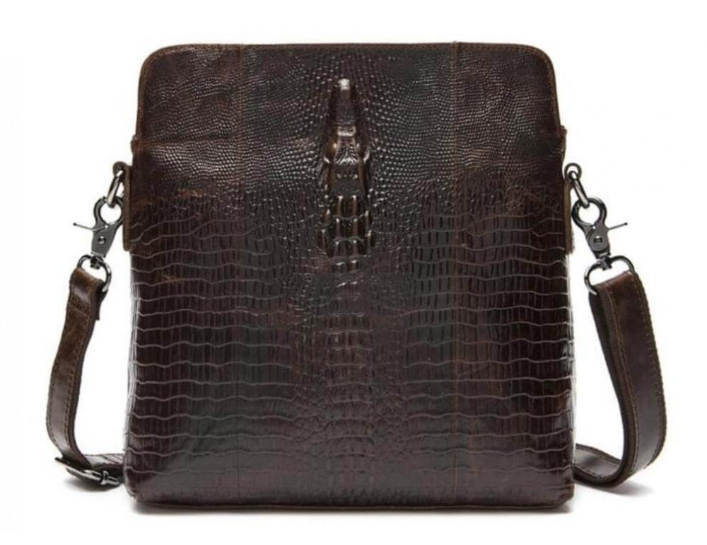 Мужская кожаная сумка-мессенджер Bexhill Bx9015C