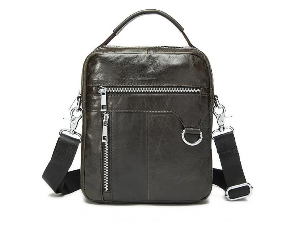 Чоловіча шкіряна сумка через плече Bexhill Bx9023C-1