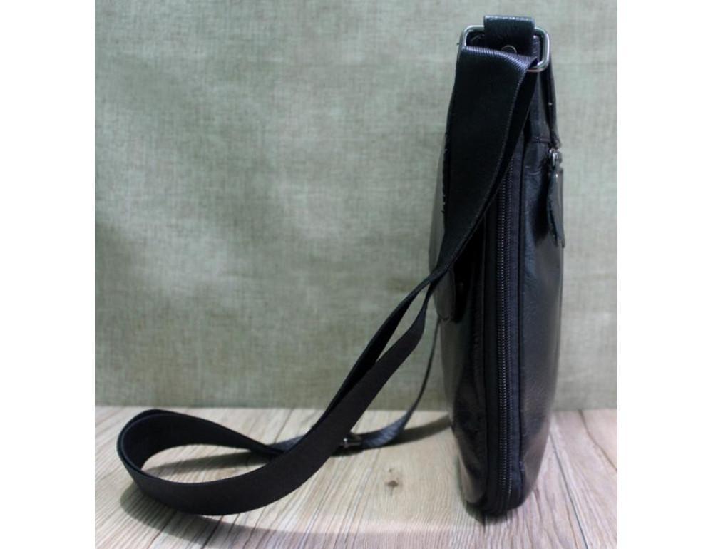 Мужская кожаная сумка-мессенджер Bexhill BX9035A - Фото № 3