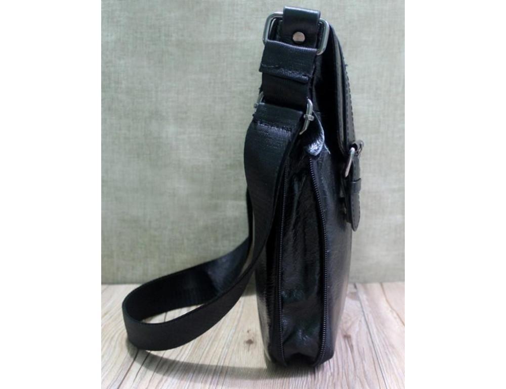 Мужская кожаная сумка-мессенджер Bexhill BX9035A - Фото № 4