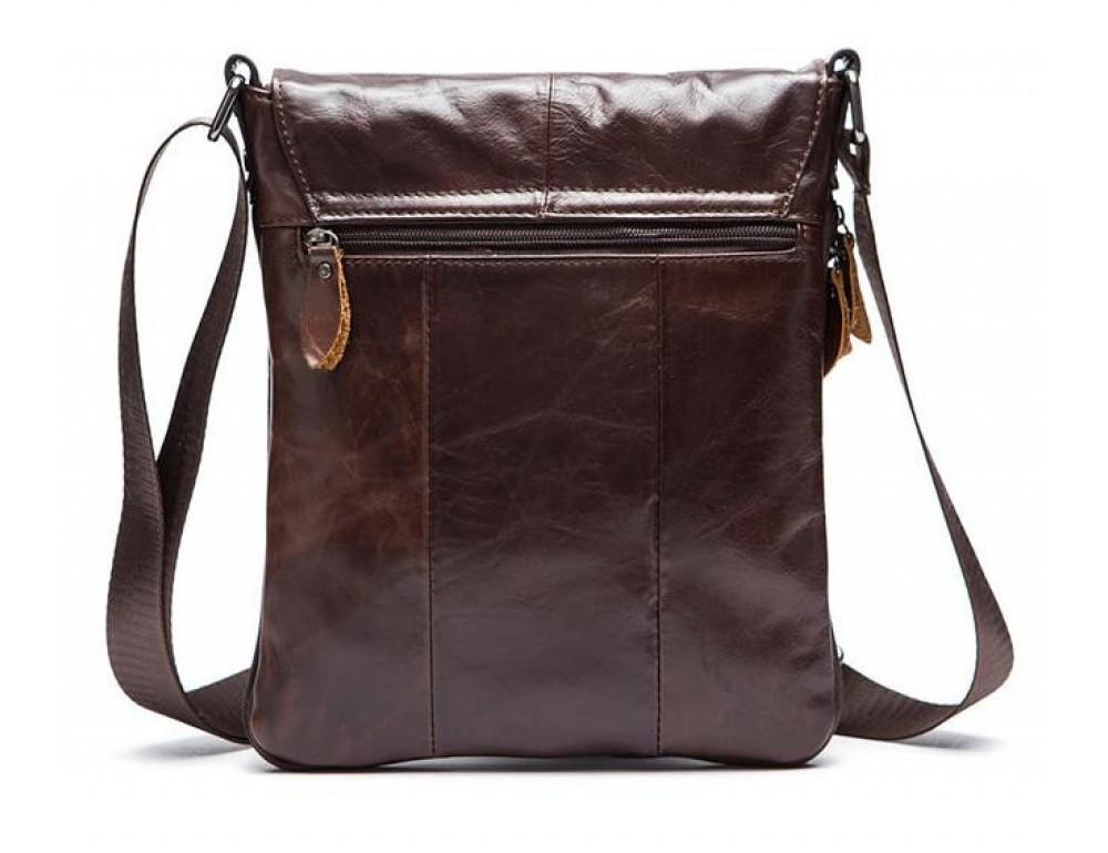 Чоловіча шкіряна сумка-месенджер Bexhill Bx9035C - Фотографія № 2