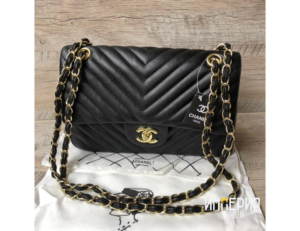 Сумка Chanel CH-5507A Чёрная