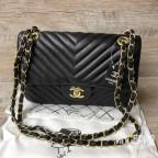 Сумка Chanel CH-5507A Чёрная - Фото № 100