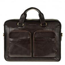 Мужская кожаная сумка Blamont Bn035C