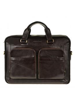 Чоловіча шкіряна сумка Blamont Bn035C