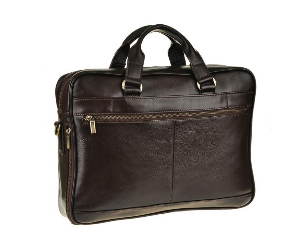 Мужская кожаная сумка Blamont Bn035C - Фото № 2