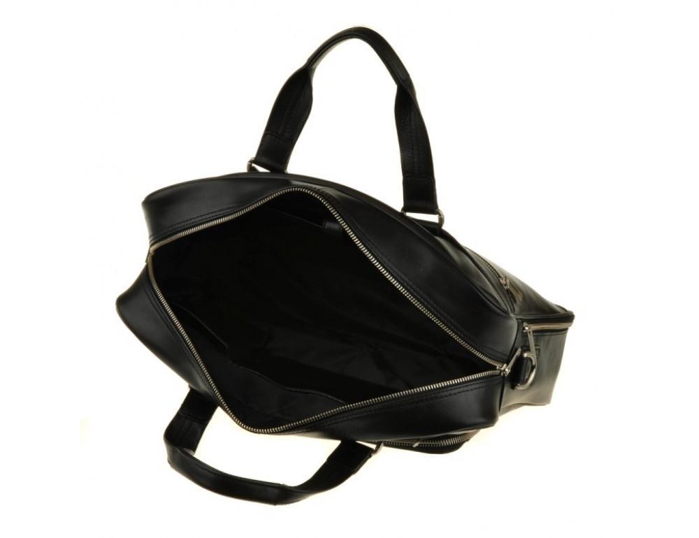 Мужская кожаная сумка Blamont Bn035C - Фото № 3