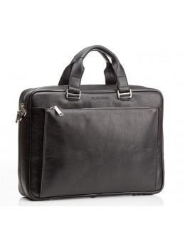Мужской кожаный портфель Blamont Bn056A