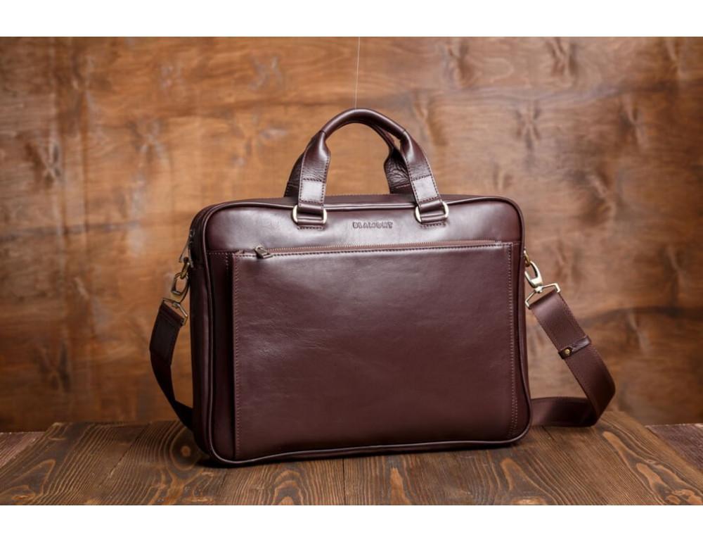 Чоловіча шкіряна сумка Blamont Bn056C - Фотографія № 2