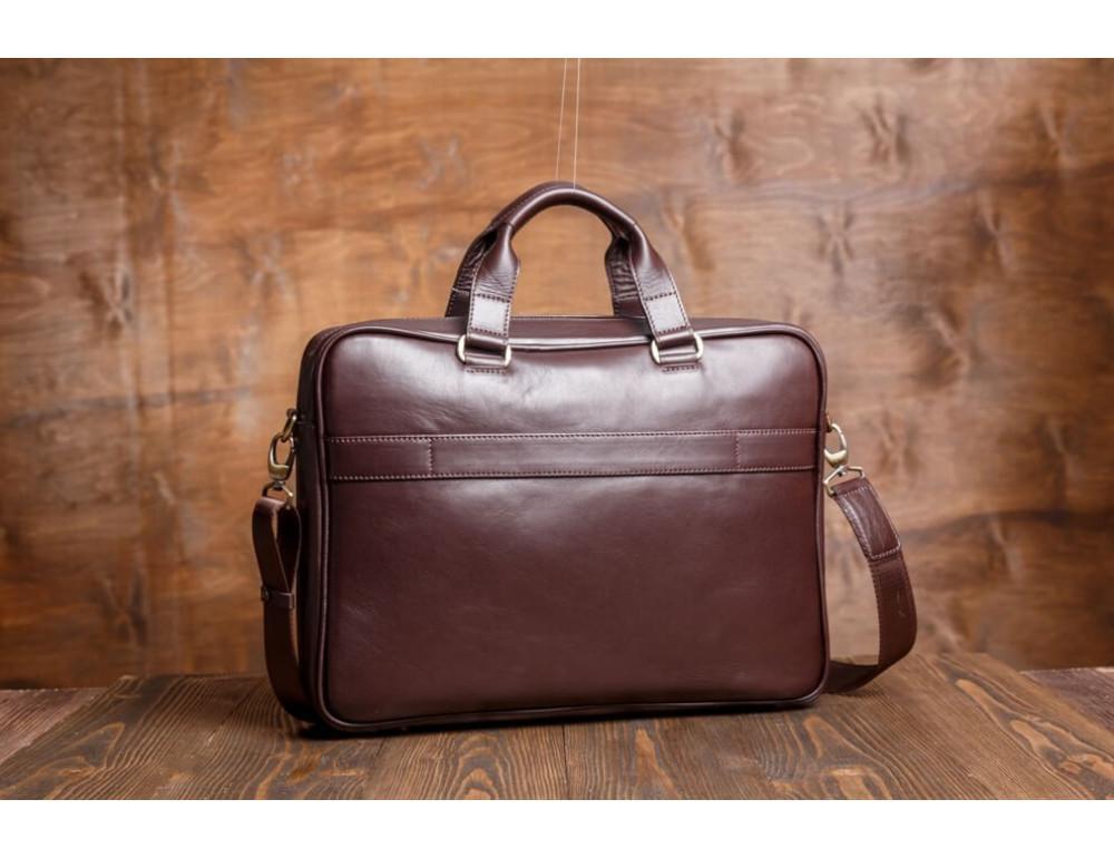 Чоловіча шкіряна сумка Blamont Bn056C - Фотографія № 3