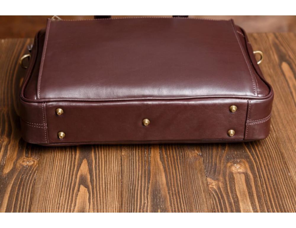 Чоловіча шкіряна сумка Blamont Bn056C - Фотографія № 6