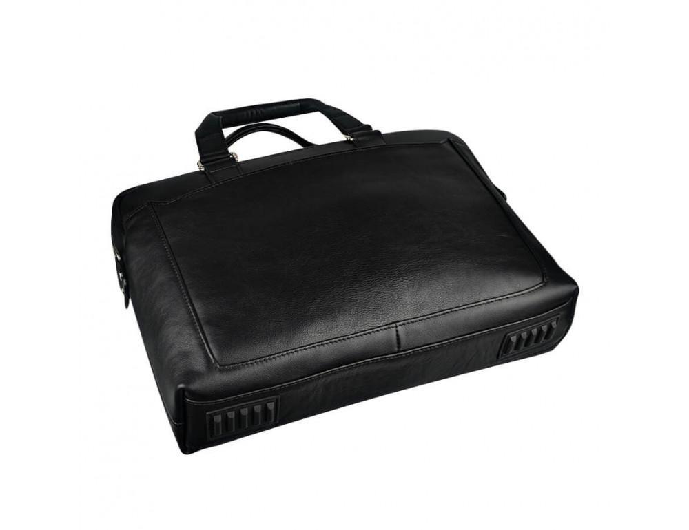 Мужская кожаная сумка Blamont Bn066A - Фото № 3