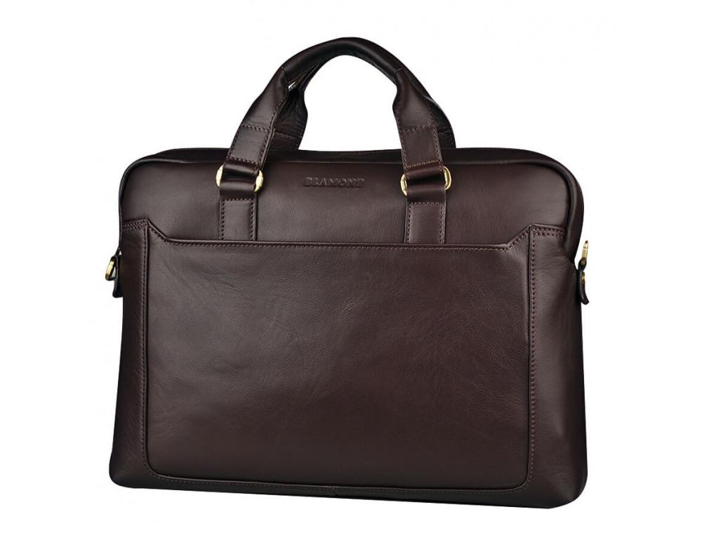 Містка чоловіча сумка Blamont Bn066C - Фотографія № 3