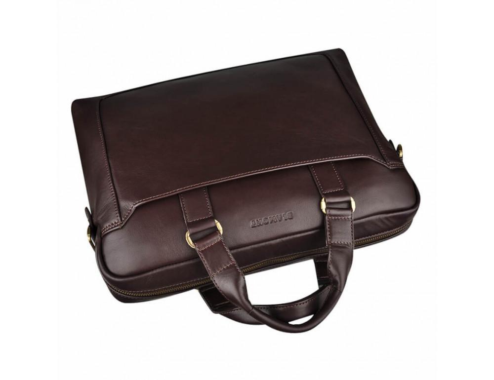 Містка чоловіча сумка Blamont Bn066C - Фотографія № 4