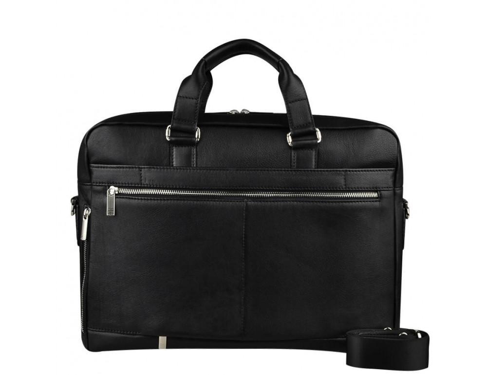 Вместительный мужской портфель Blamont Bn067A - Фото № 2