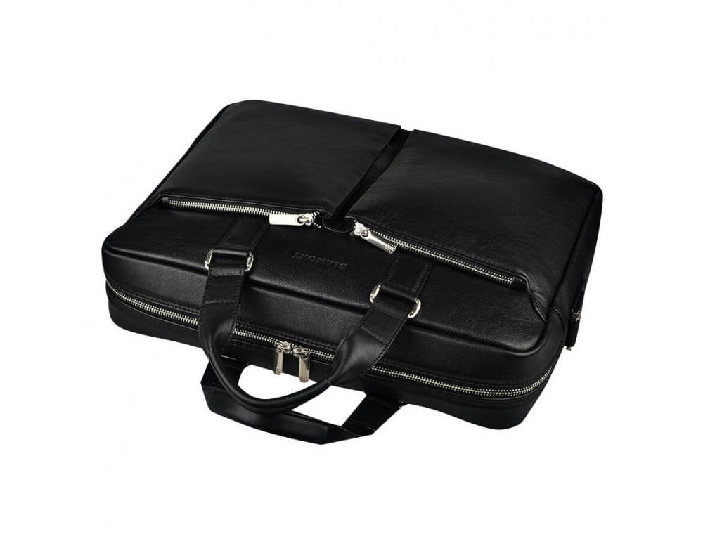 Вместительный мужской портфель Blamont Bn067A - Фото № 3