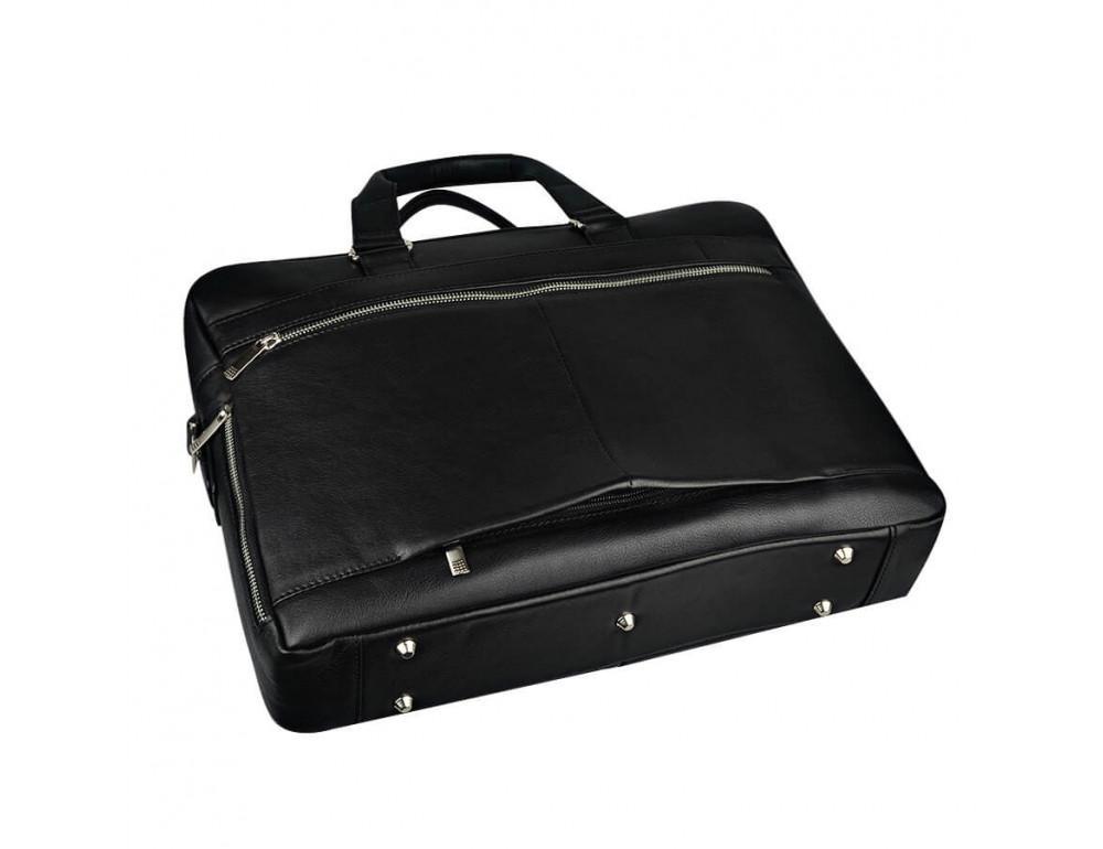 Вместительный мужской портфель Blamont Bn067A - Фото № 4