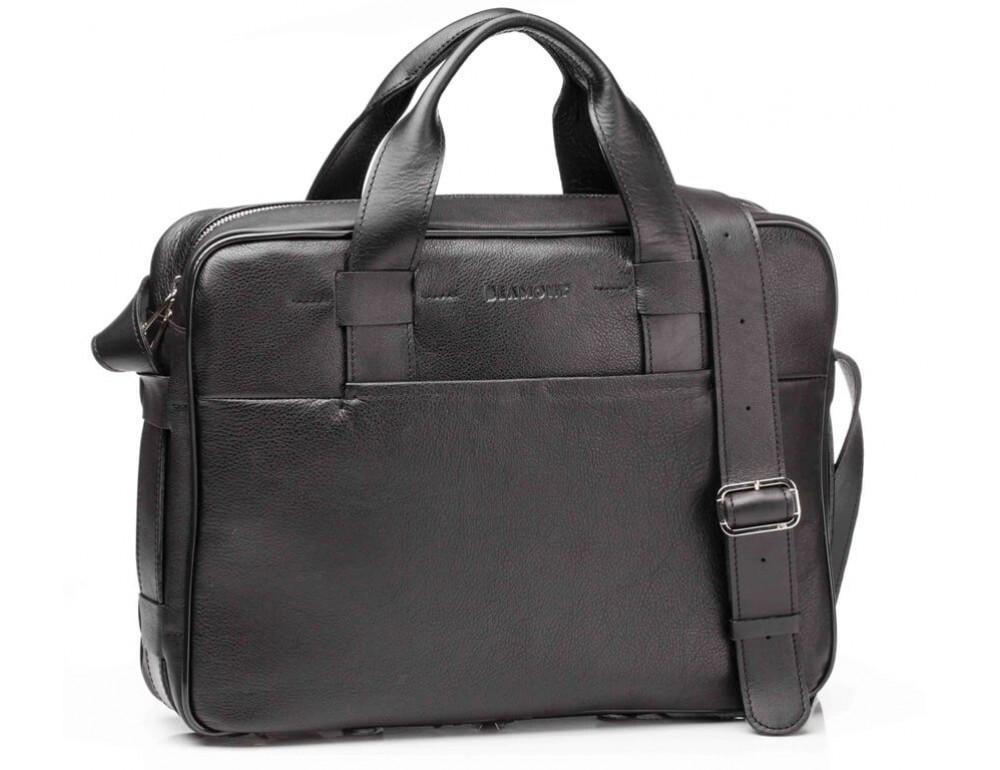 Вместительный мужской портфель Blamont Bn068A