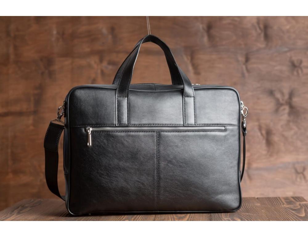 Мужская кожаная сумка Blamont Bn070A - Фото № 2