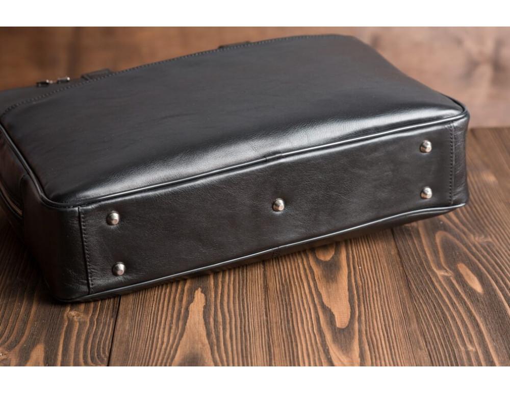 Мужская кожаная сумка Blamont Bn070A - Фото № 4