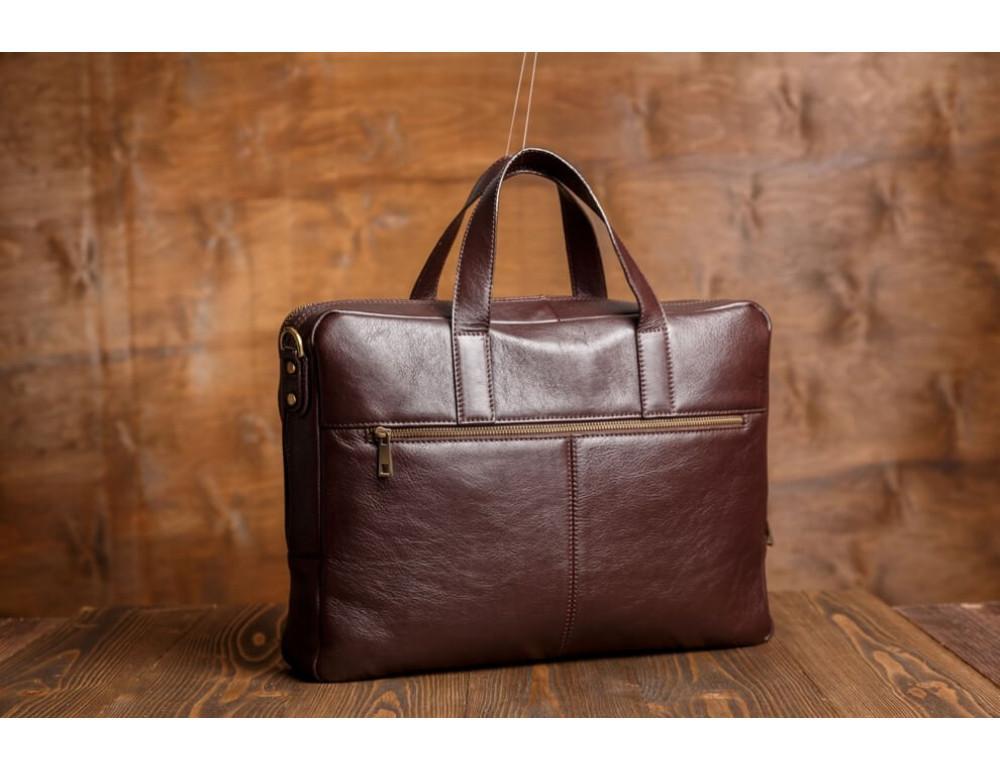 Мужская кожаная сумка Blamont Bn070C - Фото № 2