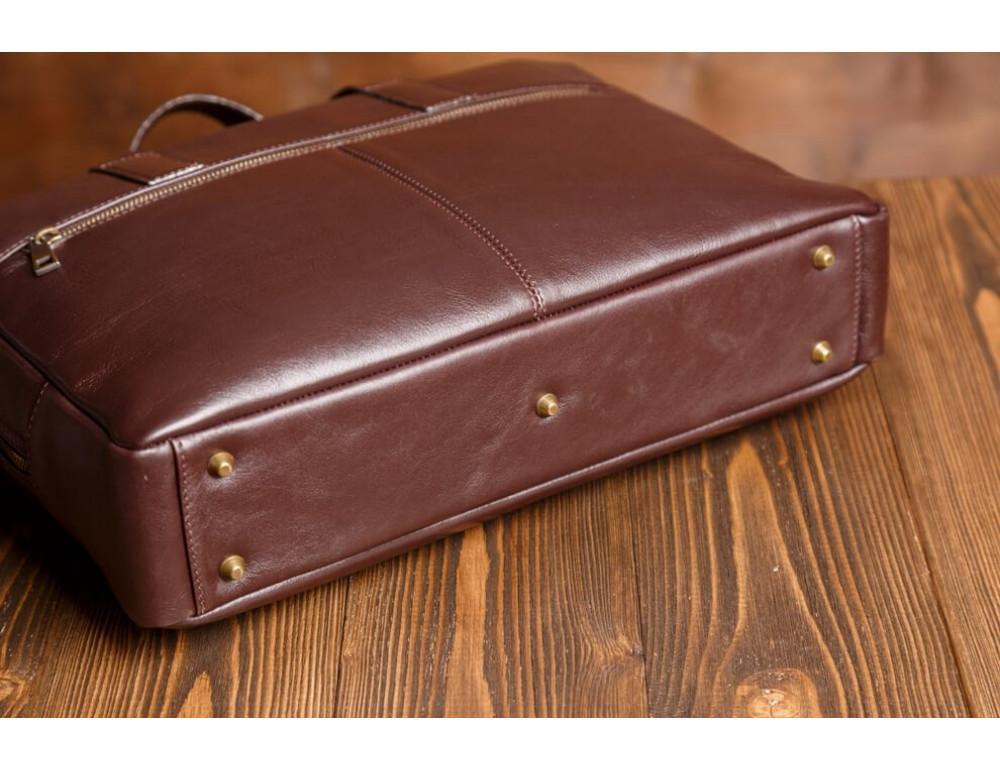Мужская кожаная сумка Blamont Bn070C - Фото № 6