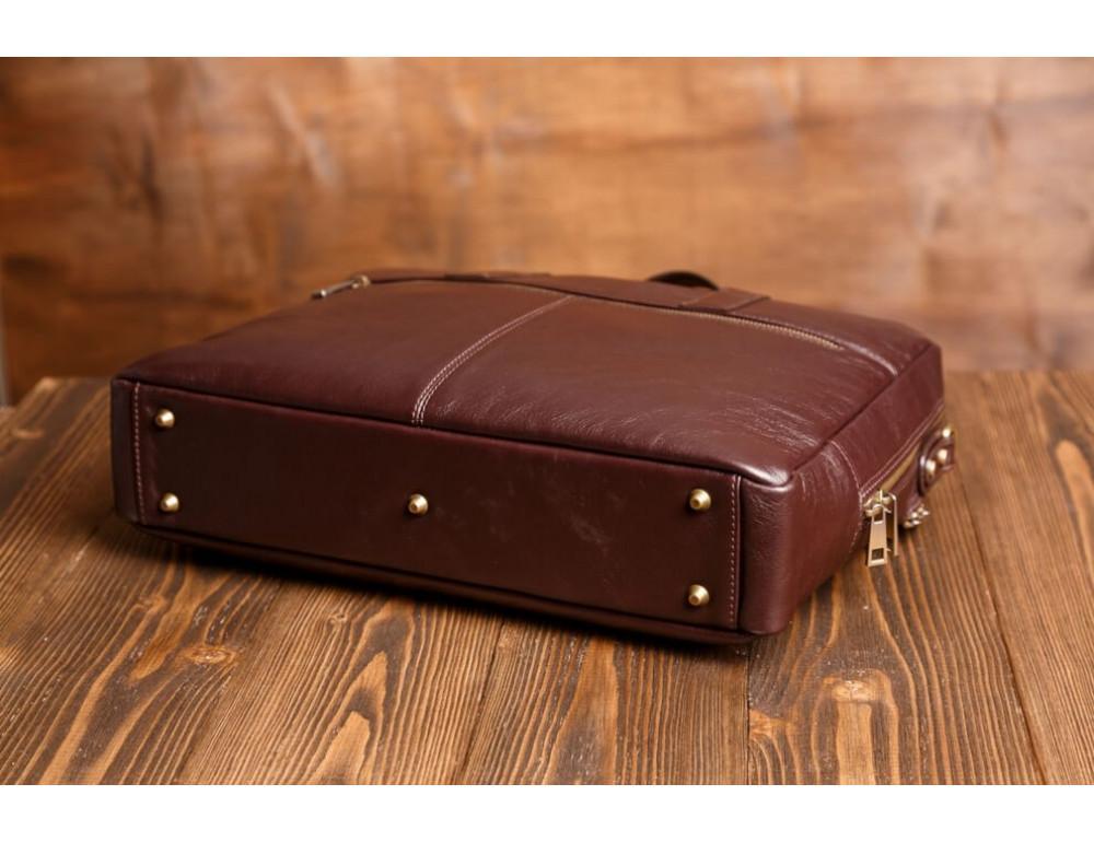 Мужская кожаная сумка Blamont Bn070C - Фото № 7