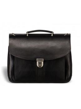 Вместительный кожаный портфель Blamont Bn017A