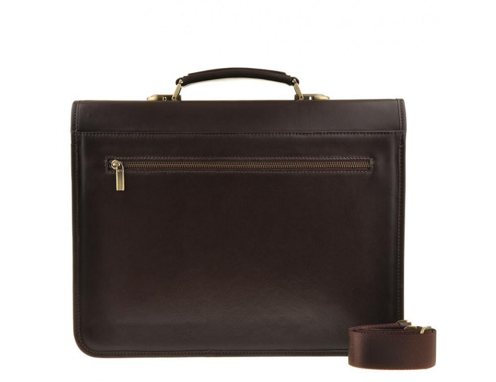 Мужской классический портфель Blamont Bn037C - Фото № 2