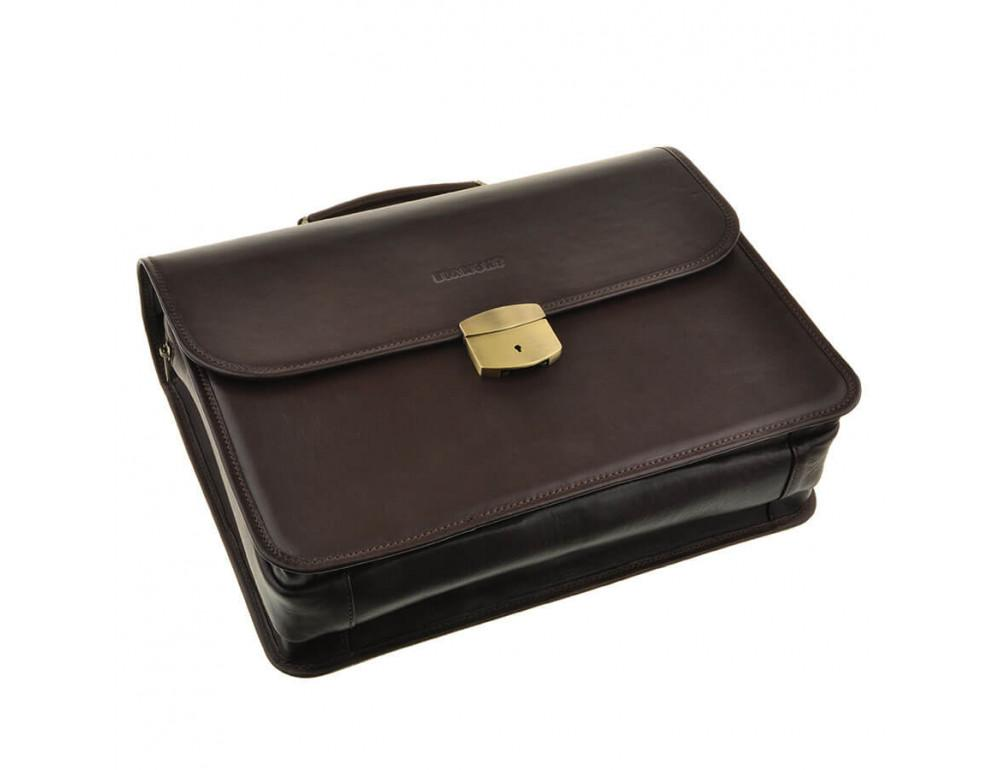 Мужской классический портфель Blamont Bn037C - Фото № 4