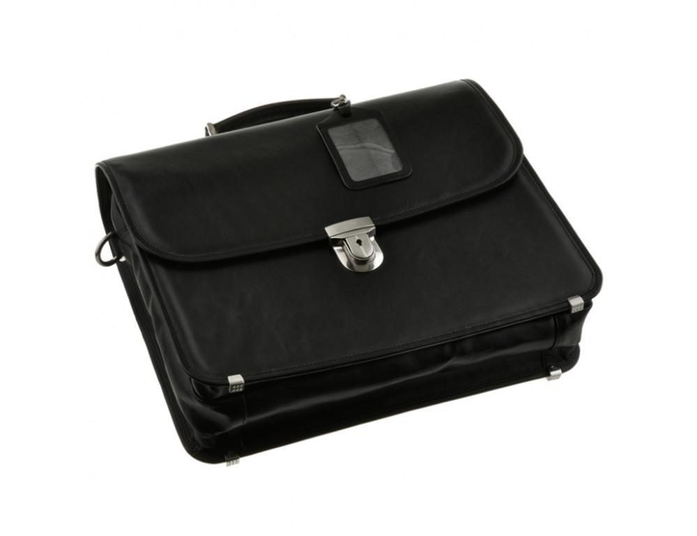Мужской классический портфель Blamont Bn037A - Фото № 3