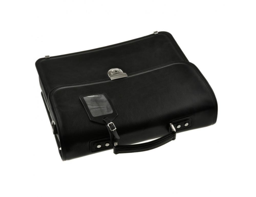 Мужской классический портфель Blamont Bn037A - Фото № 4