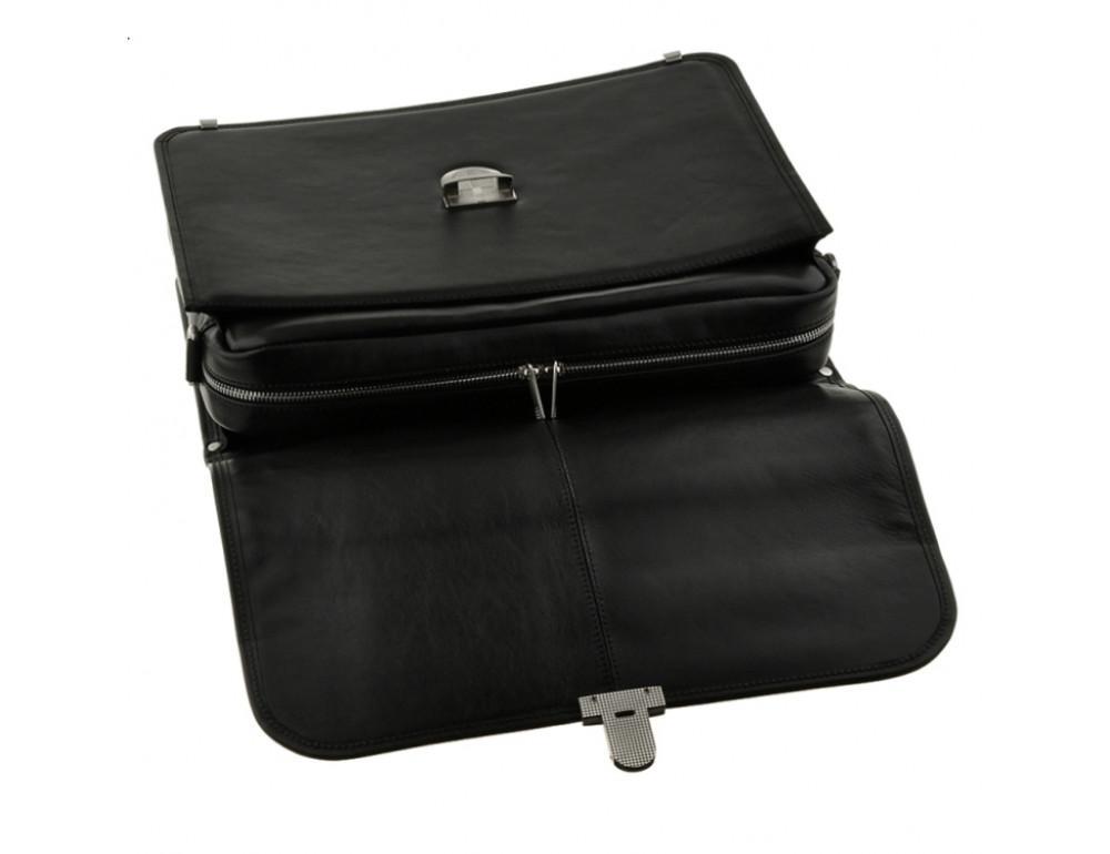 Мужской классический портфель Blamont Bn037A - Фото № 5