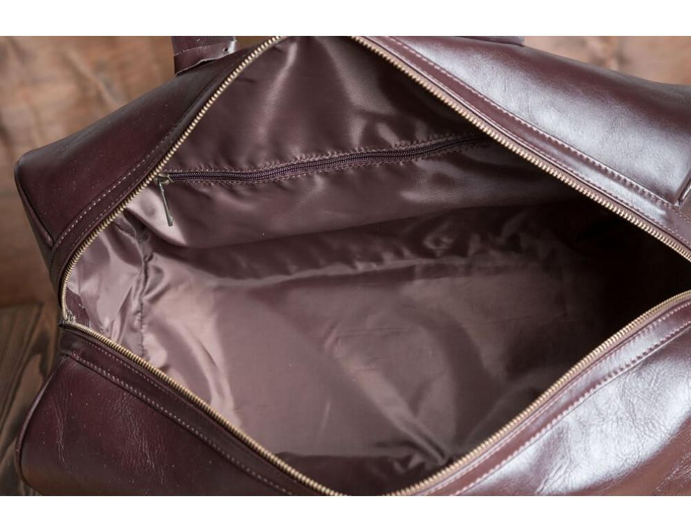 Кожаная дорожная сумка Blamont Bn073C - Фото № 2