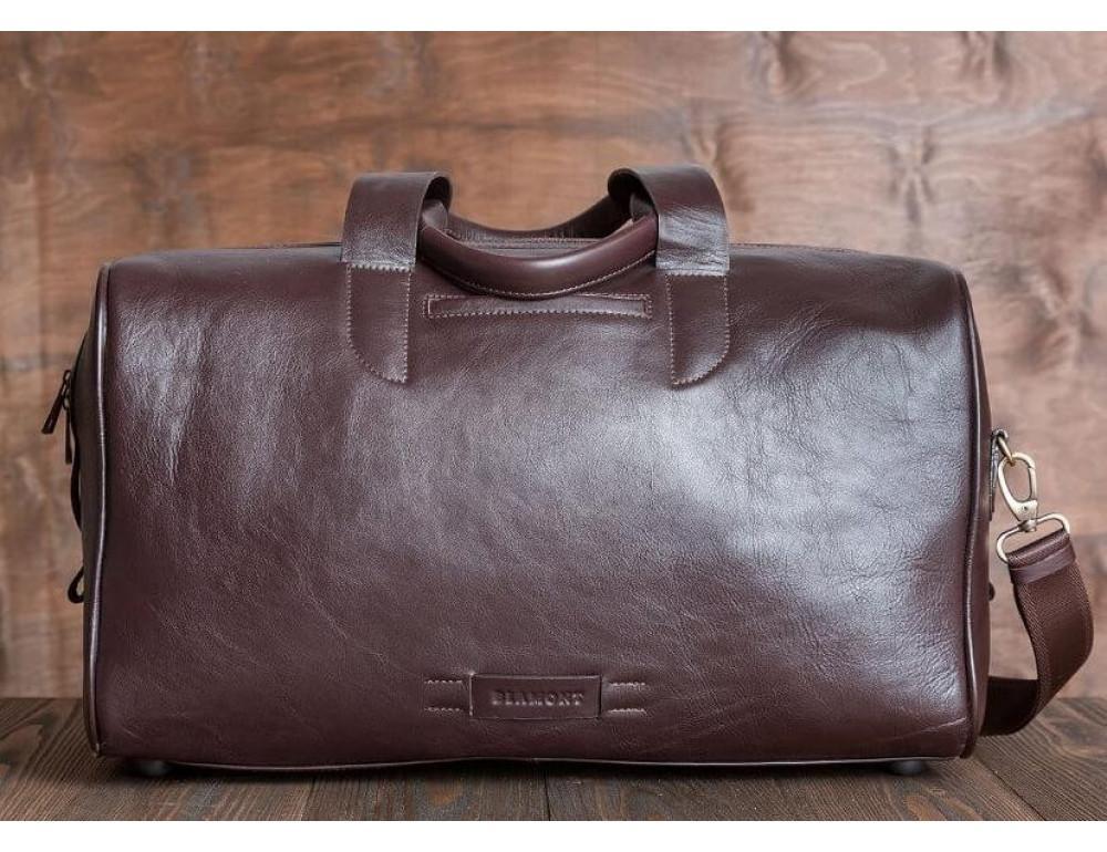 Кожаная дорожная сумка Blamont Bn073C - Фото № 3