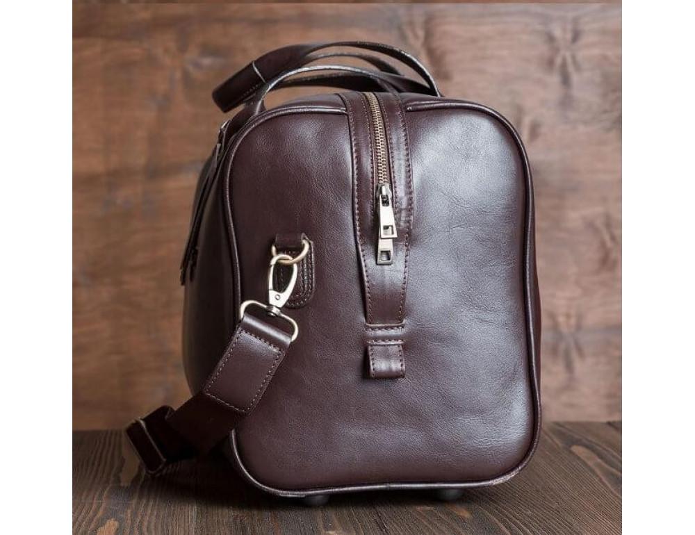 Кожаная дорожная сумка Blamont Bn073C - Фото № 4