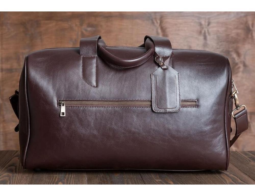 Кожаная дорожная сумка Blamont Bn073C - Фото № 5