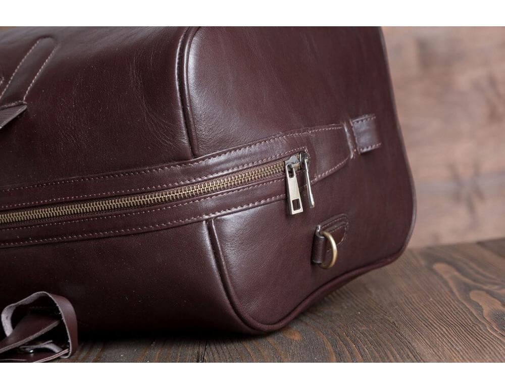 Кожаная дорожная сумка Blamont Bn073C - Фото № 7