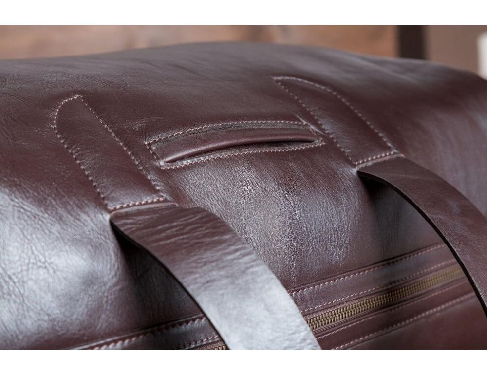 Кожаная дорожная сумка Blamont Bn073C - Фото № 8