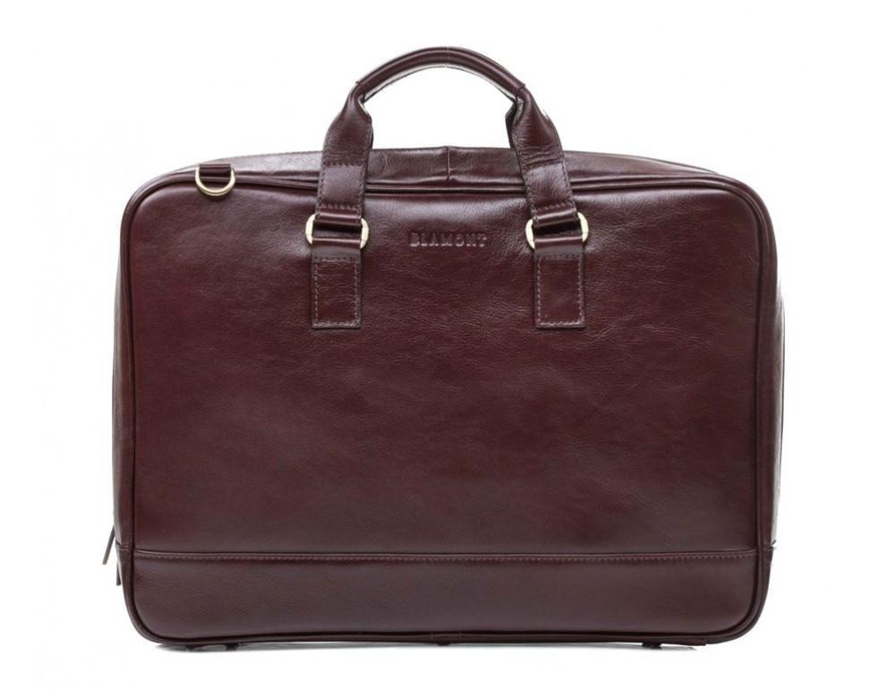 Мужская кожаная сумка Blamont Bn075RP
