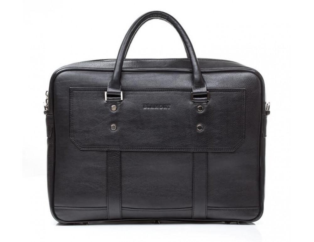 Чоловіча шкіряна сумка Blamont Bn079A