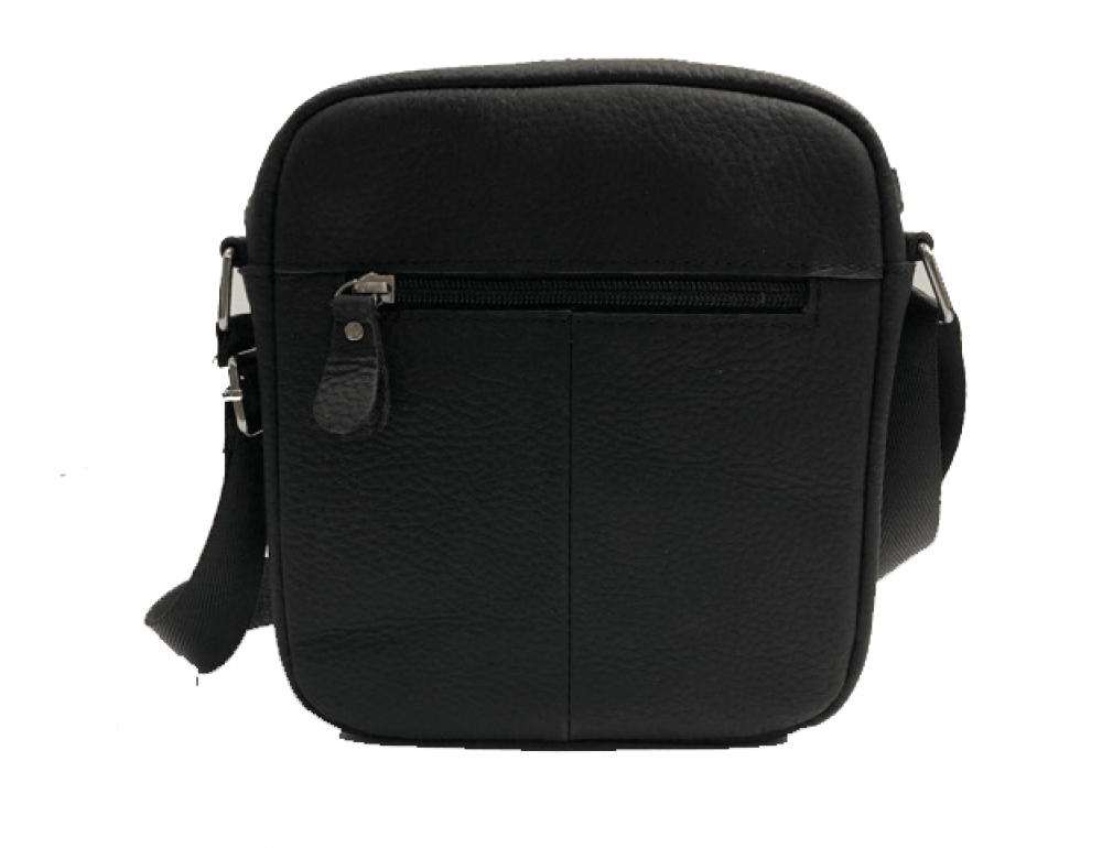 Чоловіча сумка-месенджер зі шкіри TIDING BAG M38-0082A - Фотографія № 2