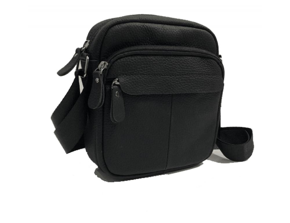 Чоловіча сумка-месенджер зі шкіри TIDING BAG M38-0082A - Фотографія № 1