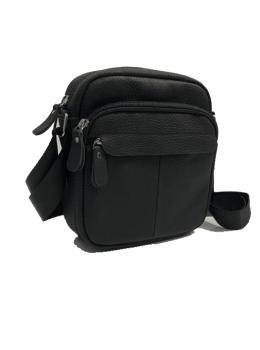 Мужская сумка-мессенджер из кожи TIDING BAG M38-0082A