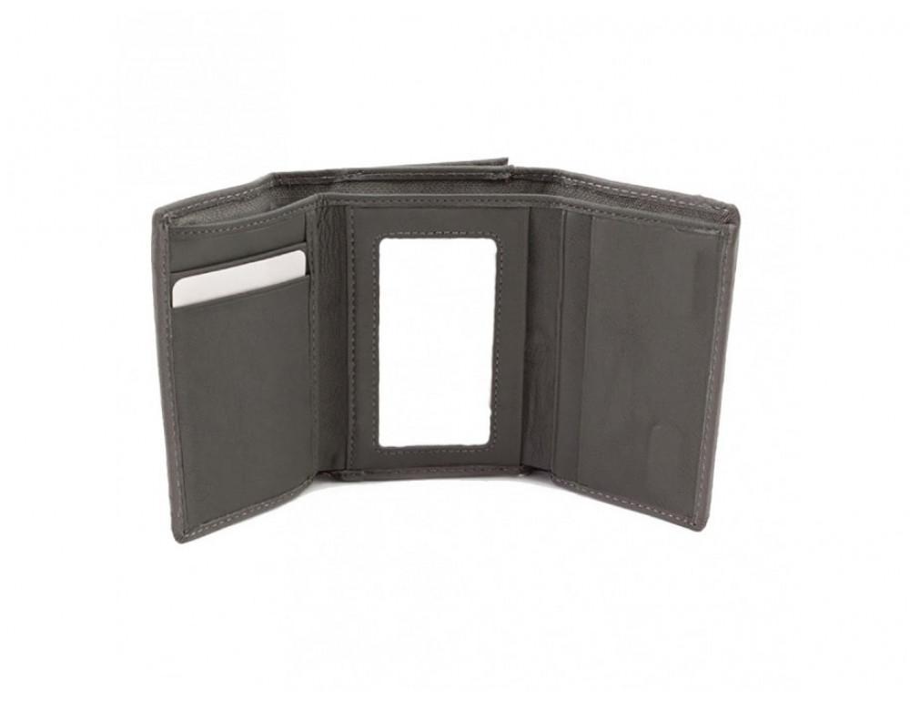 Женский кошелек Marco Coverna TRW-8580A-G серый - Фото № 2