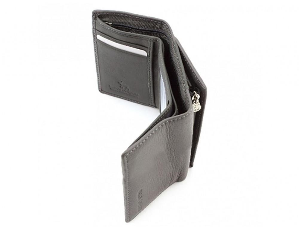 Женский кошелек Marco Coverna TRW-8580A-G серый - Фото № 3