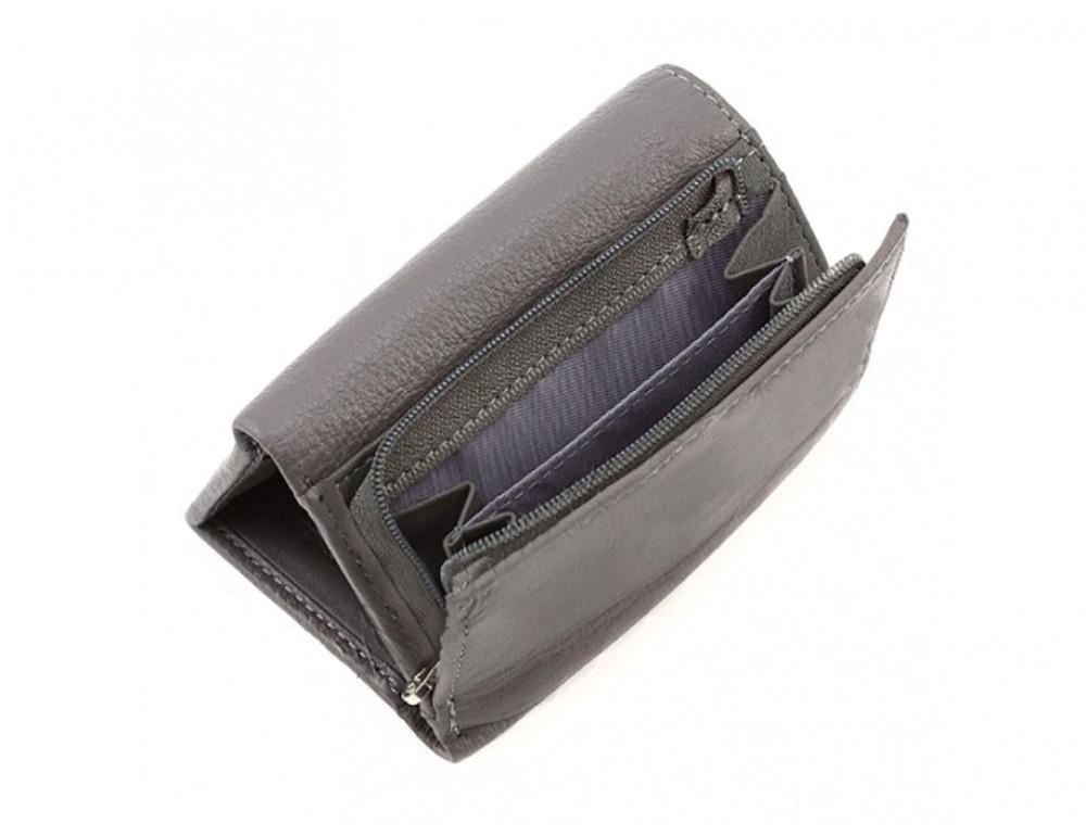 Женский кошелек Marco Coverna TRW-8580A-G серый - Фото № 4