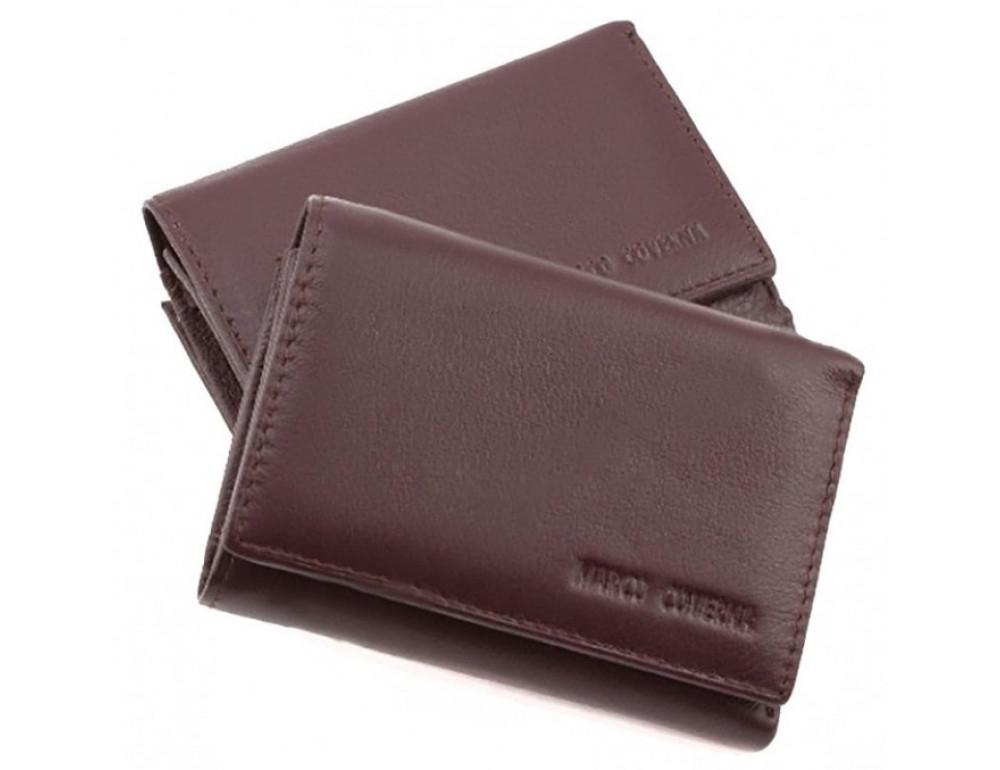 Жіночий гаманець Marco Coverna MC-1419-8 ожиновий